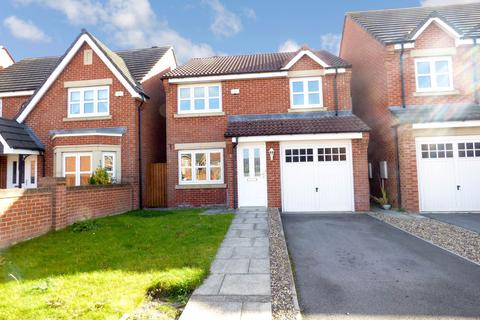 3 bedroom detached house for sale - The Brambles, New Hartley, Whitley Bay, Northumberland, NE25 0RQ