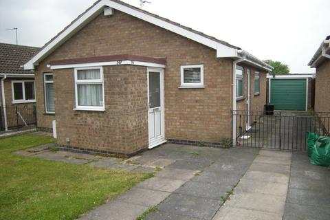 2 bedroom bungalow to rent - Frome Avenue, Oadby, LE2