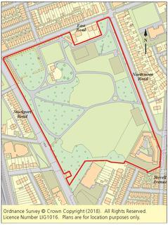 Land for sale - Land Crowcroft Park, Stovell Avenue, Longsight, Manchester