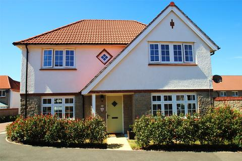 4 bedroom detached house for sale - Walters Field, Roundswell