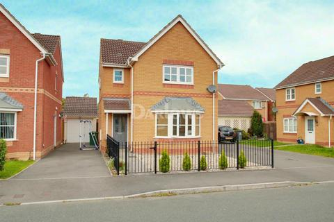 3 bedroom detached house for sale - Spencer David Way, St Mellons, Cardiff