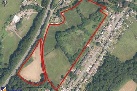 Land for sale - Ynys Y Mond Road, Alltwen, Pontardawe, Swansea.