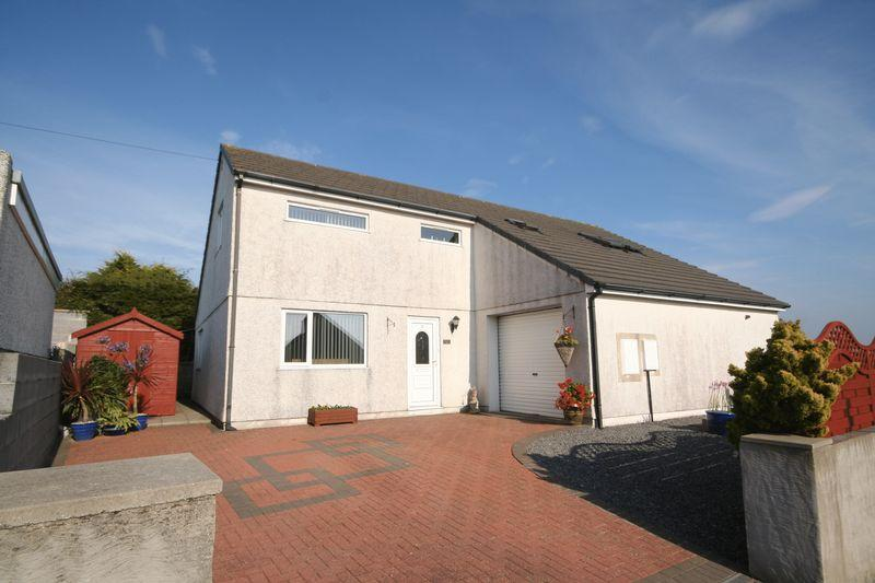 4 Bedrooms Detached House for sale in Plas Road, Holyhead, Anglesey