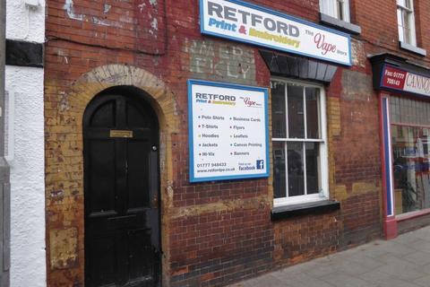 Retail property (high street) to rent - Chapelgate , Retford