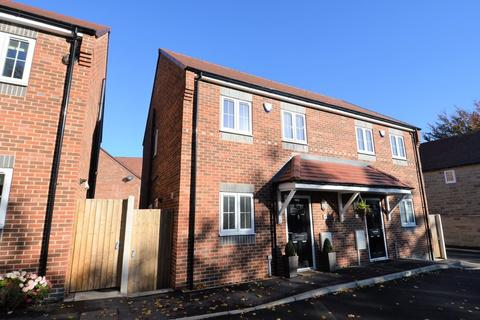 2 bedroom semi-detached house to rent - Boythorpe Crescent , East Lodge, Chesterfield