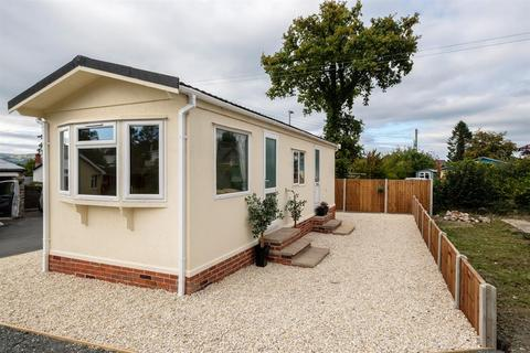 1 bedroom park home for sale - 12 Crossways Park, Howey, Llandrindod Wells, LD1 5RD