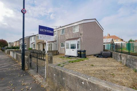 2 bedroom end of terrace house for sale - Creswicke Road, Knowle, Bristol, BS4 1TZ