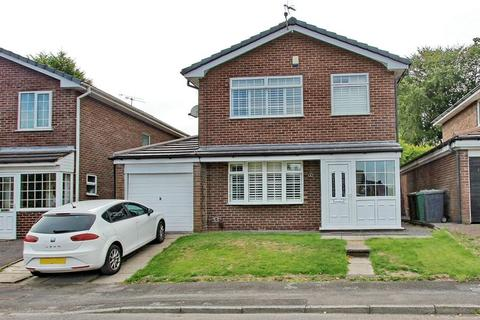 4 bedroom detached house for sale - Rufford Close, Whitefield, Manchester