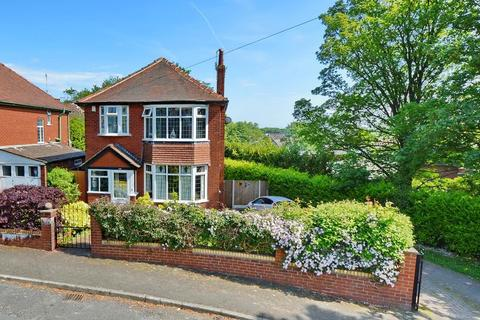 3 bedroom detached house for sale - Glebelands Road, Prestwich, Manchester