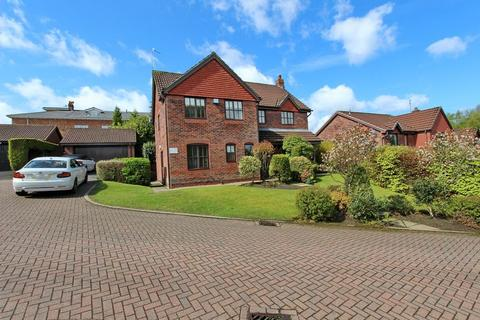 4 bedroom detached house for sale - Leyburn Close, Whitefield, Manchester