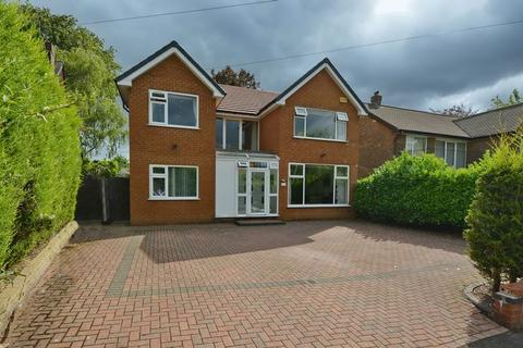 4 bedroom detached house for sale - Park Hill Drive, Whitefield, Manchester