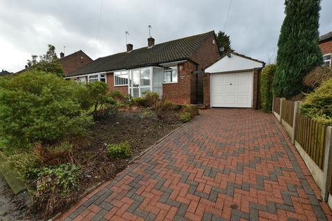 2 bedroom semi-detached bungalow for sale - Lily Hill Street, Whitefield, Manchester