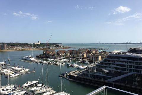 2 bedroom flat to rent - The Moresby Tower, Ocean Way, Ocean Village, Southampton, SO14 3LF