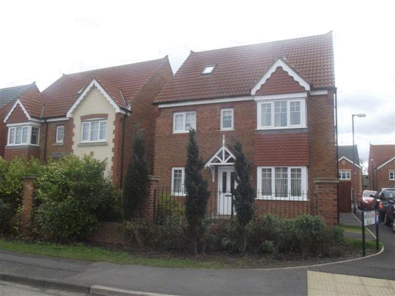 5 Bedrooms Detached House for sale in Sherbourne Villas, Stakeford, Five Bedroom Detached House