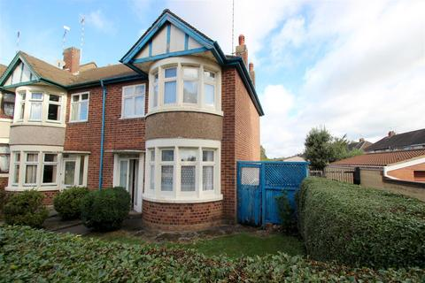 3 bedroom end of terrace house for sale - Longfellow Road, Poets Corner, Coventry, CV2 5HL
