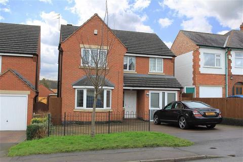 4 bedroom detached house for sale - Cork Lane, Glen Parva, Leicester