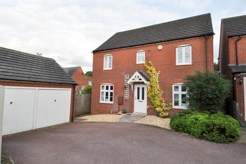 4 bedroom detached house for sale - Redhill Gardens, Kings Norton, Birmingham, B38