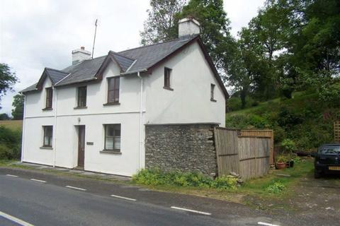 4 bedroom property with land for sale - Cribyn, Lampeter