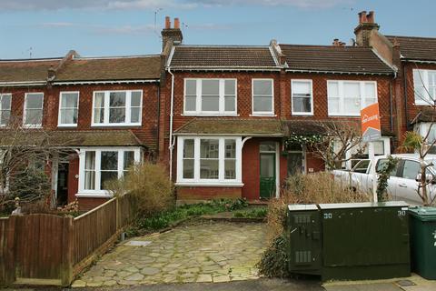 4 bedroom terraced house to rent - Highcroft Villas, Brighton, BN1 5PS