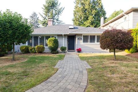 3 bedroom detached house  - 1031 Kings Avenue, West Vancouver, Sentinel Hill