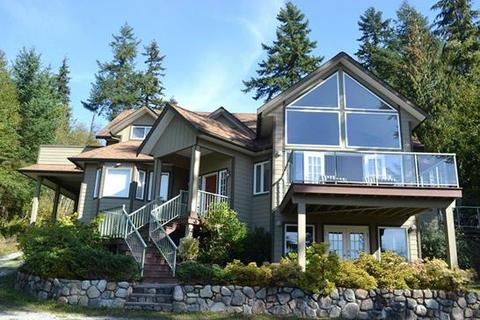8 bedroom farm house - 1630 East Road, Port Moody, Anmore, Vancouver, British Columbia.