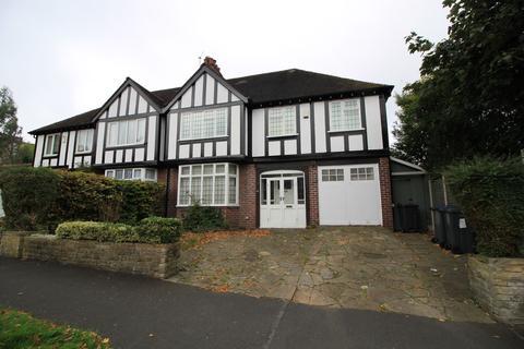 4 bedroom semi-detached house to rent - Manor Road North, Birmingham