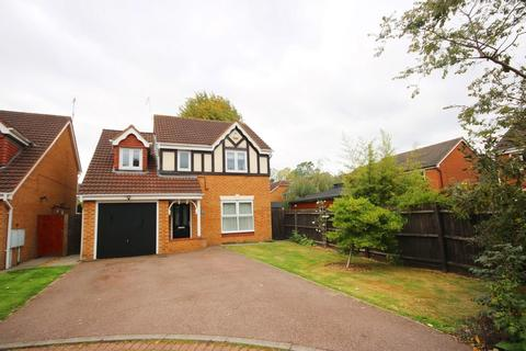 4 bedroom detached house for sale - Guscott Road, Coalville