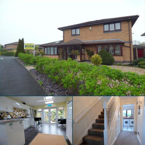 3 bedroom detached house for sale - Twickenham Drive, Huyton, Liverpool