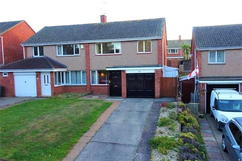 3 bedroom semi-detached house for sale - Quarry Lane, Broadfields, Exeter