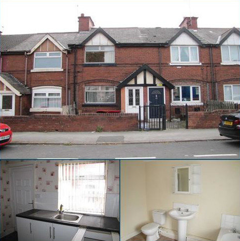 2 bedroom terraced house for sale - Morrell St, Maltby