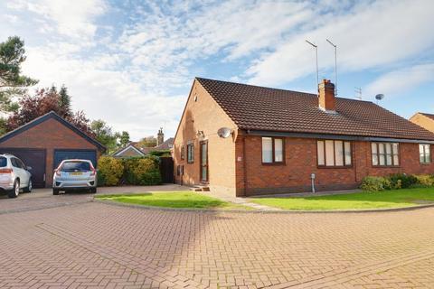 2 bedroom semi-detached bungalow for sale - Kirk Croft, Cottingham