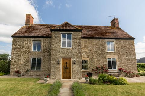 6 bedroom farm house for sale - Detached farmhouse with 4,000 sq ft of accommodation and 2 acres of gardens just outside Frome