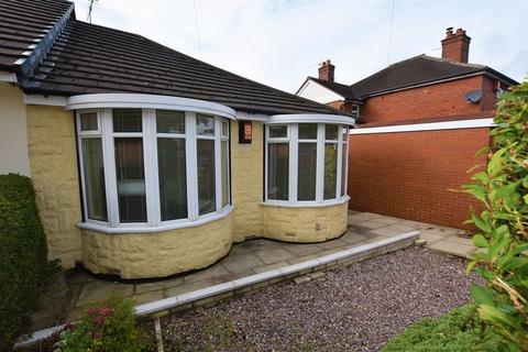 2 bedroom semi-detached bungalow for sale - Norton Avenue, Burslem
