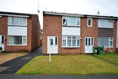 2 bedroom semi-detached house to rent - Bradshaw Avenue, Glen Parva, Leicester, LE2 9PZ