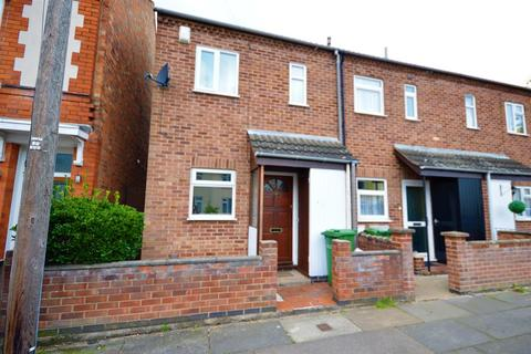 2 bedroom end of terrace house to rent - Leopold Street, Wigston, LE18 4SX
