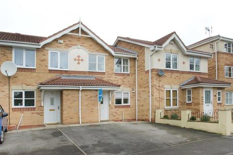 2 bedroom terraced house to rent - Lilbourne Drive, York, YO30 6PY