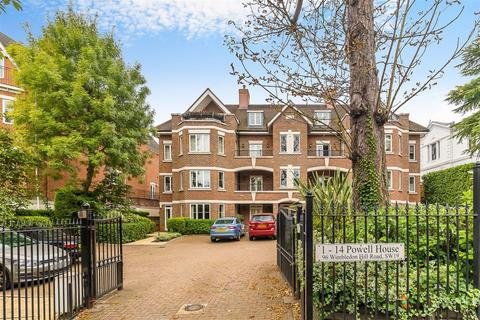 2 bedroom flat to rent - Powell House, Wimbledon Hill Road, Wimbledon, London, SW19