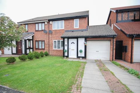 3 bedroom semi-detached house for sale - Romsey Drive, Boldon Colliery