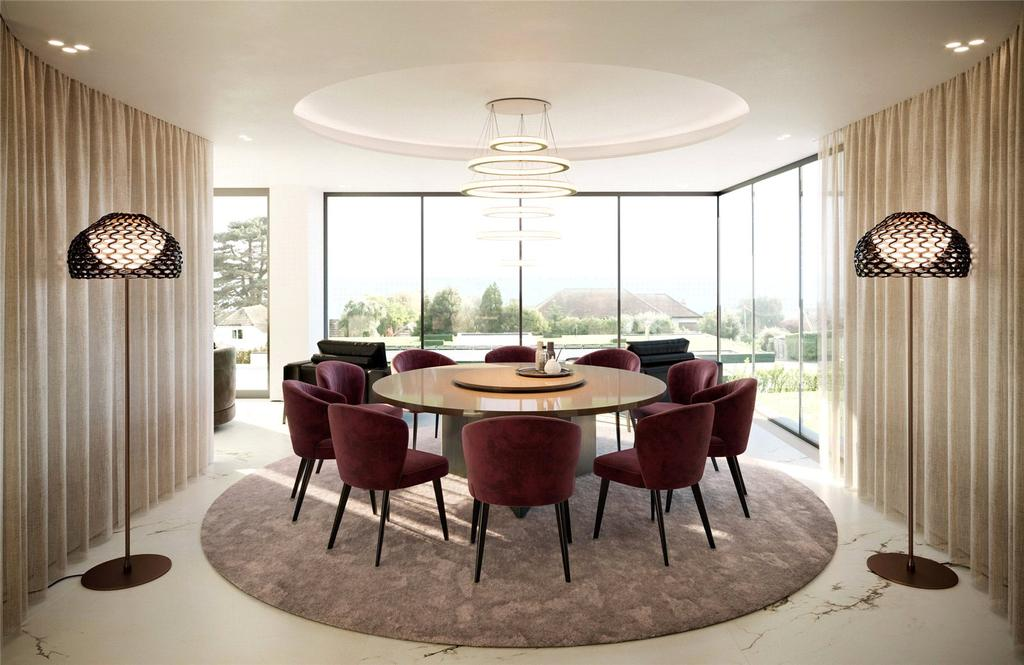 Dining Room CGI