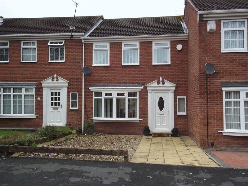 3 Bedrooms Terraced House for sale in Winchester Way, Bedlington