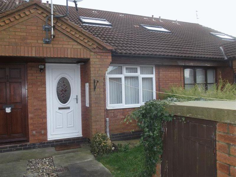 1 Bedroom Bungalow for sale in Woodcroft Close, Annitsford, Cramlington