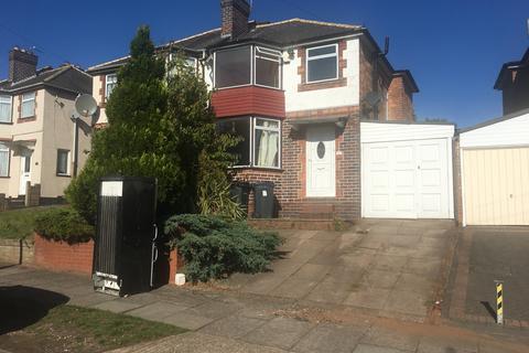 3 bedroom semi-detached house to rent - Ermington Crescent, Hodge Hill B36