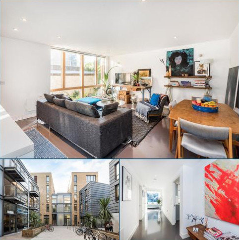1 bedroom flat for sale - Drysdale Street, Shoreditch