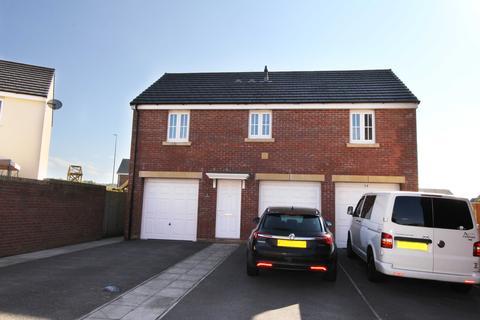 1 bedroom apartment to rent - Lonydd Glas, Llanharan CF72 9FZ
