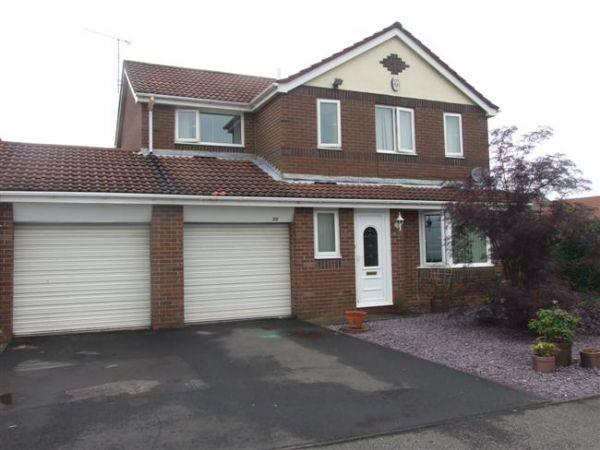 4 Bedrooms Detached House for sale in Oakley Close, Annitsford - Four Bed Detached Property
