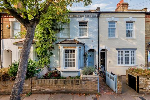3 bedroom terraced house for sale - Glebe Street, Chiswick, London, W4