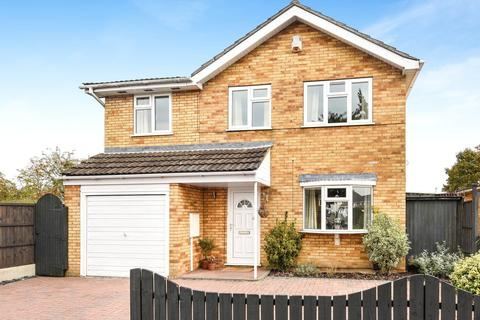 4 bedroom detached house for sale - Strahane Close, Lincoln, LN5