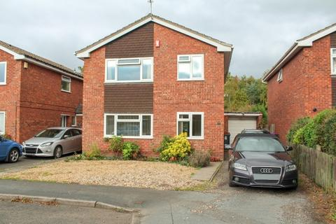 4 bedroom detached house for sale - 37 Maynards Croft, Newport, Shropshire, TF10 7TA