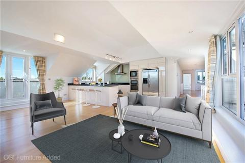 3 bedroom penthouse for sale - Nicholas Court, Chiswick, W4