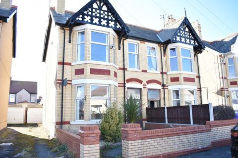 4 bedroom semi-detached house to rent - Lake Avenue, Rhyl